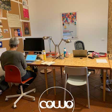 Coworking Space Bologna Giardini Margherita