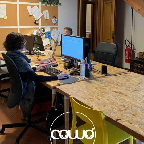 Spazio Coworking Bologna Giardini Margherita by Rete Cowo